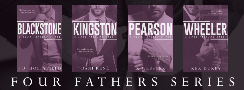 Four Fathers Series Banner